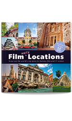 Film & TV Locations: a spotter's guide book