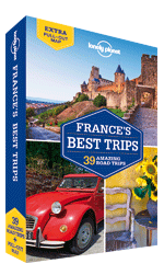 Lonely Planet: France's Best Trips