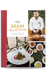 From the Source - Spain (Cookbook), 1st Edition Sep 2016 by Lonely Planet