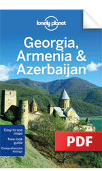 Georgia, Armenia & Azerbaijan - Nagorno (Chapter)