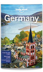 Germany travel guide, 8th Edition Mar 2016 by Lonely Planet