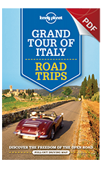 Grand Tour of Italy Road Trips travel guide