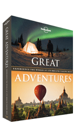 Great Adventures - Lonely Planet