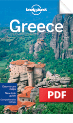 Greece travel guidebook