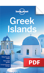 Greek Islands travel guidebook