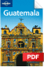 <strong>Guatemala</strong> - Central & Eastern <strong>Guatemala</strong> (Chapter)