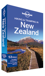Hiking & Tramping in New Zealand, 7th Edition Apr 2014 by Lonely Planet