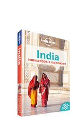 India phrasebook, 2nd Edition Sep 2014 by Lonely Planet