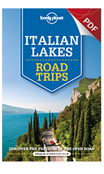 Italian Lakes Road Trips travel guide