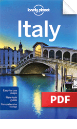 Italy travel guidebook