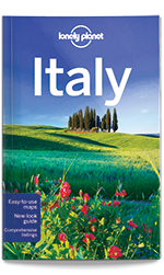 Italy travel guide, 12th Edition Feb 2016 by Lonely Planet