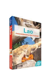 Lao phrasebook, 4th Edition Mar 2014 by Lonely Planet