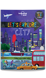 Let's Explore... City book