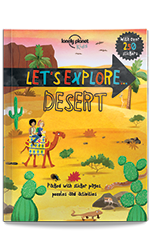 Let's Explore... Desert book