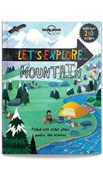 Let's Explore... Mountain book