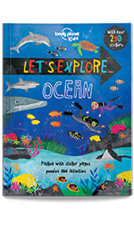 Let's Explore... Ocean book
