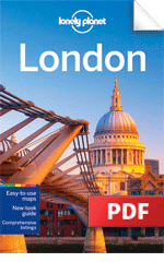 London travel guidebook