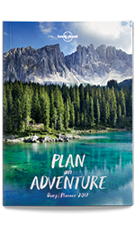 Lonely Planet Day Planner 2017