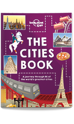 Lonely Planet Kids Cities Book