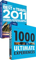 Lonely Planet's Best in Travel 2011 &amp; Lonely Planet's 1000 Ultimate Experiences guidebook pack