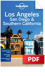 Los Angeles, San Diego & Southern California  travel guide- 3rd Edition