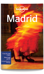 Madrid city guide, 8th Edition Jan 2016 by Lonely Planet