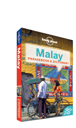 Malay Phrasebook, 4th Edition Mar 2014 by Lonely Planet