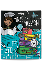 Marco's Maze Mission book