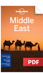 Middle East - Jordan (Chapter)