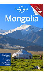 Mongolia travel guide - 7th Edition