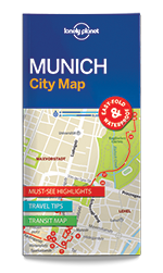 Munich City Map