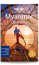 Myanmar (Burma) travel guide - 13th edition, 13th Edition Jul 2017 by Lonely Planet