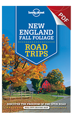New England Fall Foliage Road Trips