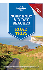 Normandy & D-Day Beaches Road Trips - ePub
