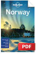 Norway travel guide - 5th Edition