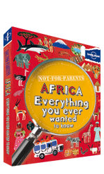 Not for Parents: Africa – Only £7.99
