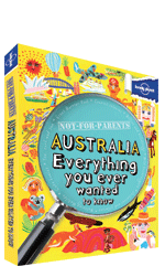 Not For Parents: Australia (North American Edition)