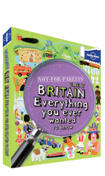 Not For Parents: Great Britain (North American Edition)