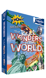 Not for Parents: Real Wonders of the World – Only £14.99