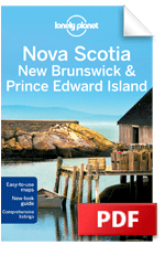 Nova Scotia, New Brunswick &amp; Prince Edward Island travel guide - 2nd Edition