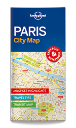 Paris City Map