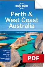 Perth &amp; West Coast Australia travel guide - 6th Edition