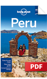 Peru - Arequipa & Canyon Country (Chapter)