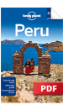 <strong>Peru</strong> - <strong>Central</strong> <strong>Highlands</strong> (Chapter)