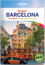 Pocket Barcelona city guide
