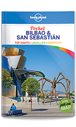 Pocket Bilbao and San Sebastian, 1st Edition Jan 2016 by Lonely Planet