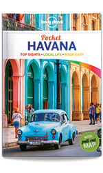 Pocket Havana, 1st Edition Oct 2017 by Lonely Planet