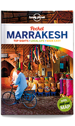 Pocket Marrakesh, 4th Edition Aug 2017 by Lonely Planet