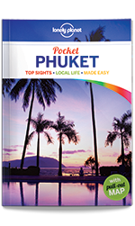 Pocket Phuket, 4th Edition Jul 2016 by Lonely Planet