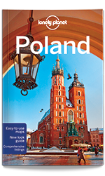 Poland travel guide, 8th Edition Mar 2016 by Lonely Planet